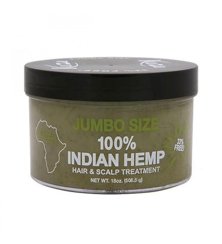 KUZA INDIAN HEMP HA & SCA 18OZ