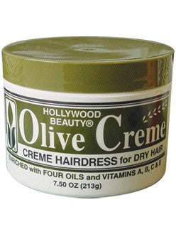 HOLLYWOOD OLIVE CREAM 7.5OZ