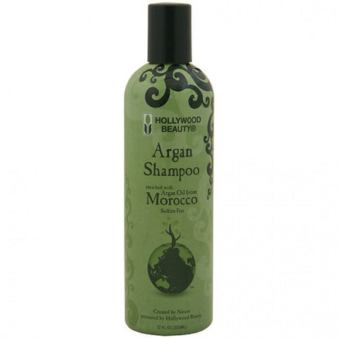 HOLLYWOOD ARGAN SHAMPOO 12OZ