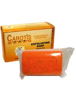 CAROTIS EXFOLIATING SOAP