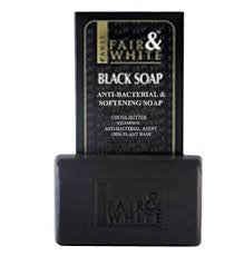 FAIR & WHITE BLACK SOAP