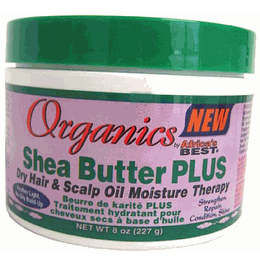 AFRICA'S BEST SHEA BUTTER PLUS