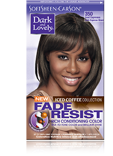 DARK&LOVELY COLOUR 350 ICED ESPRESSO