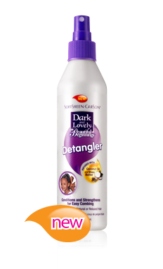 BEAUTIFUL BEGIN DETANGLER