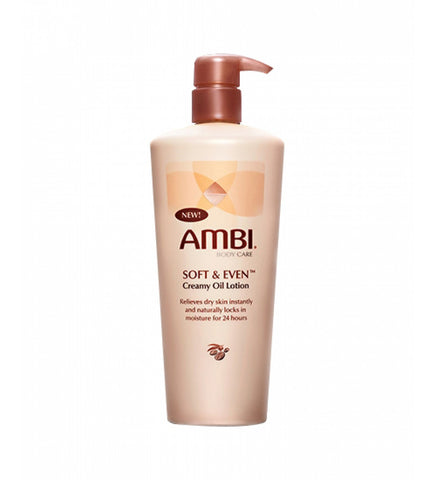 AMBI CREAMY OIL LOTION