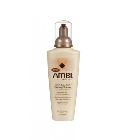 AMBI FOAMING CLEANSER