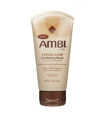 AMBI EXFOLIATING WASH