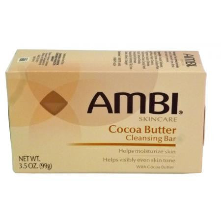 AMBI COCOA BUTTER BAR SOAP