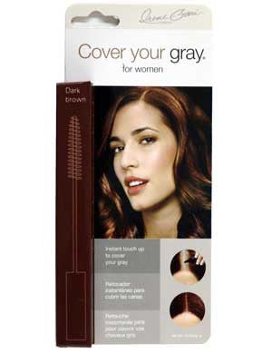 FISKE CYG MASCARA DARK BROWN