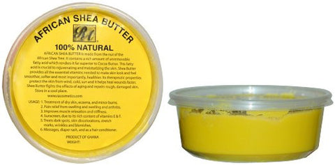 NATURAL SHEA BUTTER  WHIP YELLOW