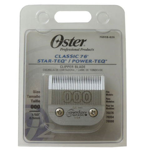 OSTER CLASSIC76 BLADE 000