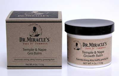 DR MIRACLE'S TEMPLE&NAPE GRO