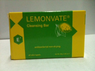 LEMONVATE CLEANSING BAR 80G