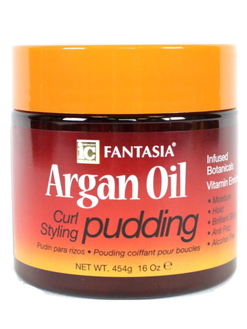 IC ARGAN  CURL PUDDING 16