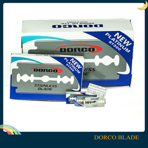 DORCO DOUBLE EDGE BLADE 10 PC
