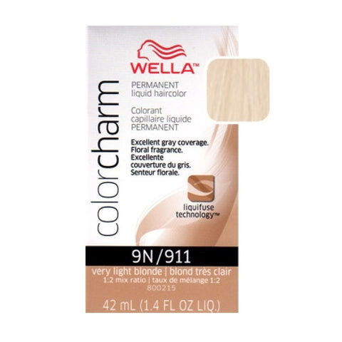 WELLA C/C 911 VERY LIGHTBLONDE