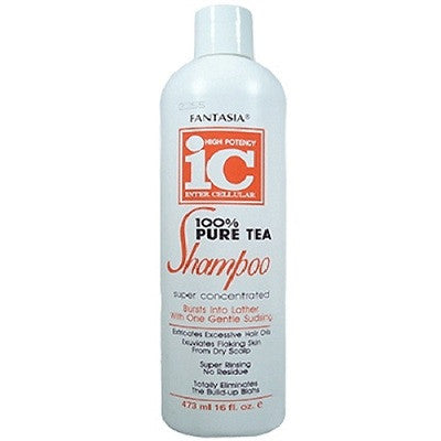 IC 100% TEA SHAMPOO 16OZ