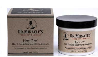 DR MIRACLE'S HOT GRO