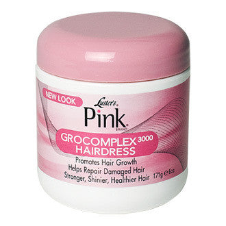 PINK GROCOMPLEX HAIRDRESS