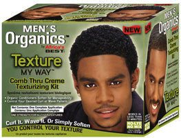 AFRICA'S BEST MEN TEXTURE KIT