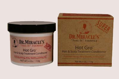 DR MIRACLE'S HOT GRO SUPER