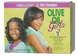 ORGANIC OLIVE GIRLS KIT