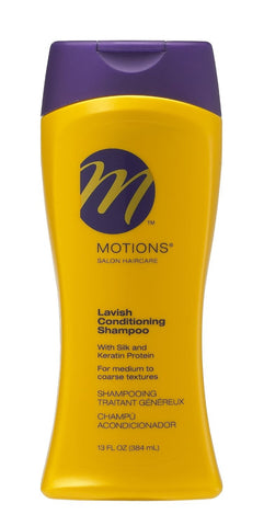 MOTIONS LAVISH  SHAMPOO 13OZ