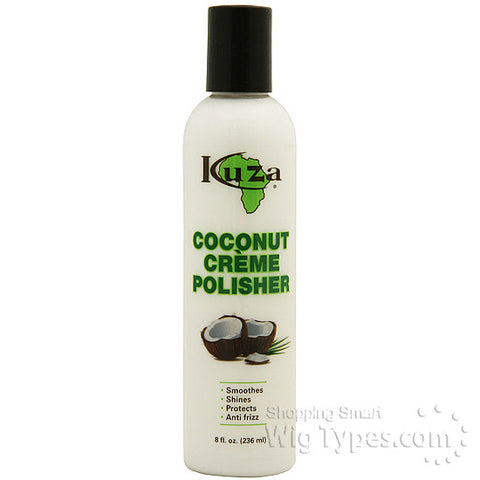 KUZA COCONUT CREME POLISHER