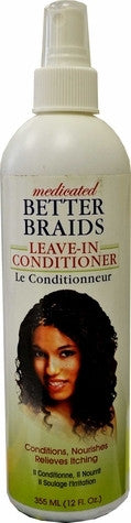 BETTER BRAIDS LEAVE IN 12OZ
