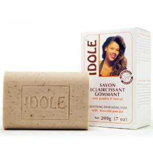 IDOLE SOAP EXFOLIATING 7 OZ