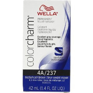 WELLA C/C 237 MEDIUM ASH BROWN