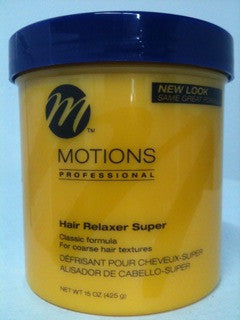 MOTIONS RELAXER SUPER 15OZ