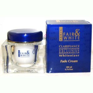 FAIR & WHITE EXCL FADE CREAM