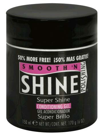 SMOOTH & SHINE GEL REG 6OZ