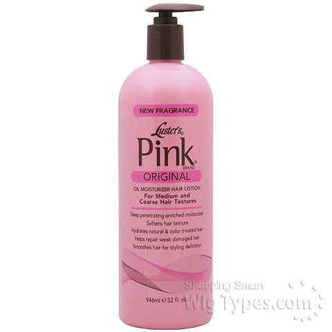 PINK OIL LOTION 32 OZ