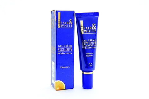 FAIR & WHITE EXCL GEL CREME VITC