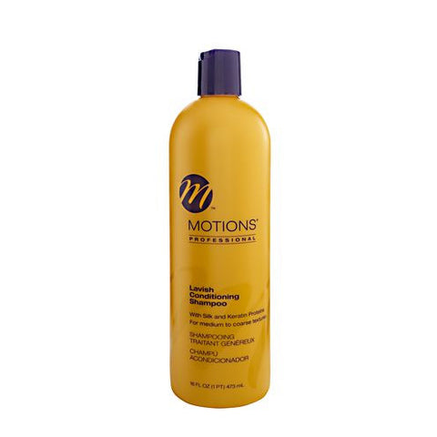 MOTIONS LAVISH  SHAMPOO 16OZ