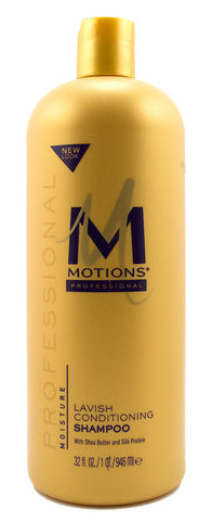 MOTIONS LAVISH  SHAMPOO 32OZ