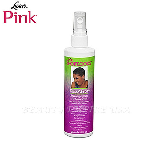 PINK SHORTLOOK STYLING SPRAY