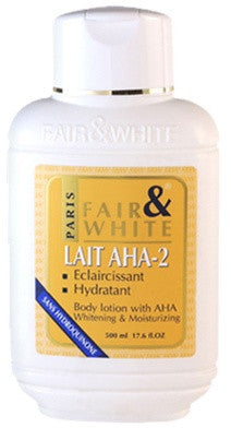 FAIR & WHITE AHA-2 LOTION