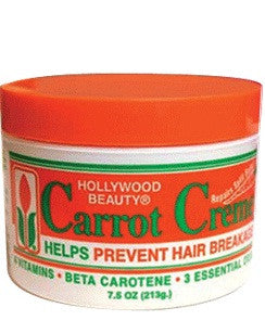 HOLLYWOOD CARROT CREAM