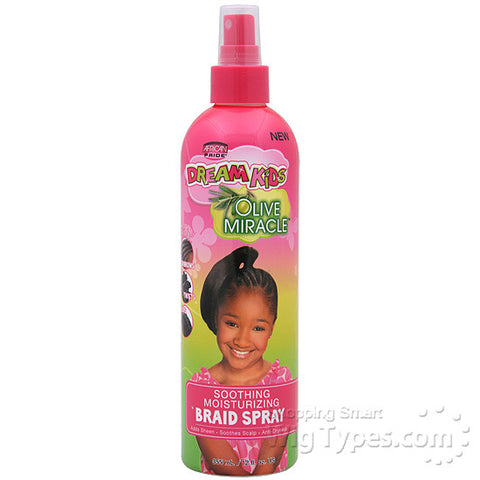 AFRICAN PRI KIDS BRAID SPRAY