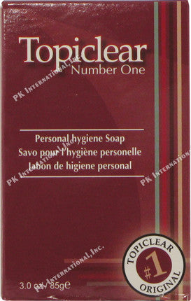 TOPICLEAR NUMBER ONE SOAP