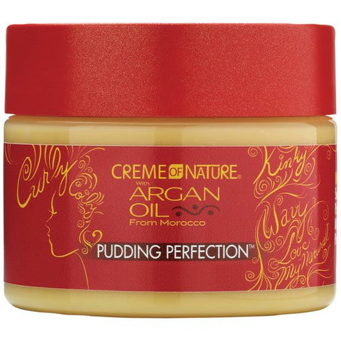 CREMEOFNAT ARGAN CURLS PUDDING