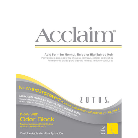 ACCLAIM PERM KIT REGULAR