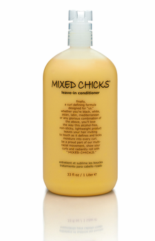 MIXED CHICKS LEAVEIN COND