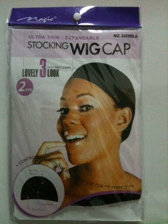 STOCKING WIG CAP 2 PCS 1 DOZEN
