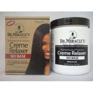 DR MIRACLE'S CREME RELAXER REG