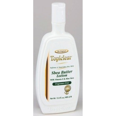 TOPICLEAR GOLD SHEA  LOTION