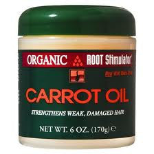 ORGANIC CARROT OIL 6oz